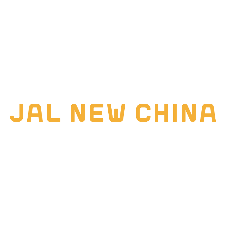 free vector Jal new china