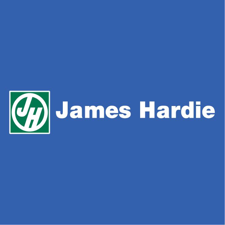 free vector James hardie