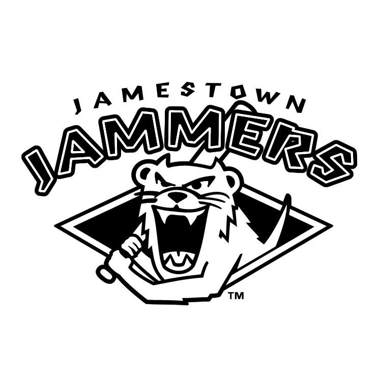 free vector Jamestown jammers