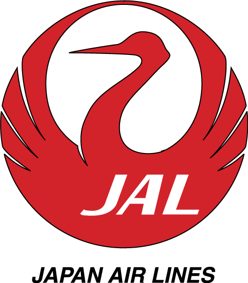 free vector Japan Air Lines logo