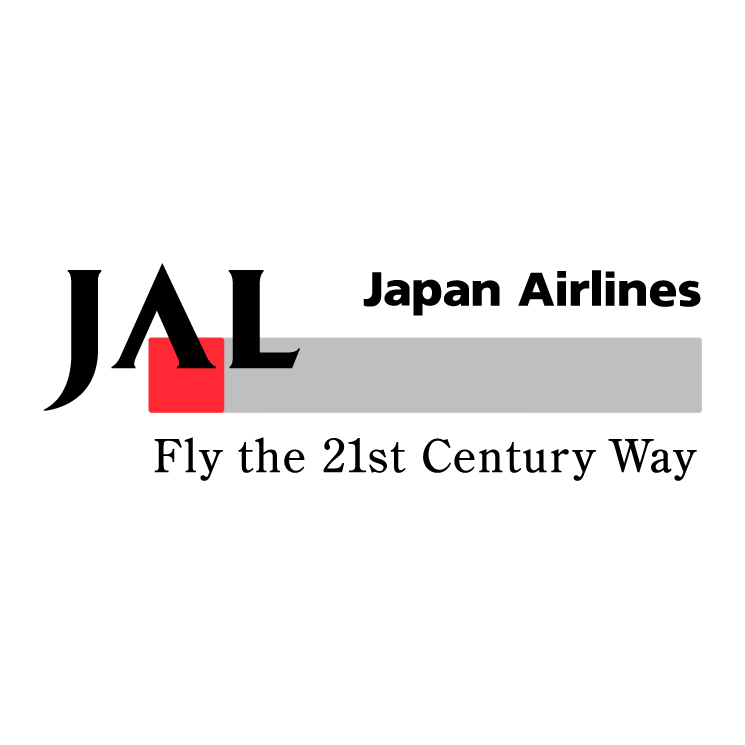 free vector Japan airlines 1