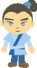 free vector Japanese Character clip art