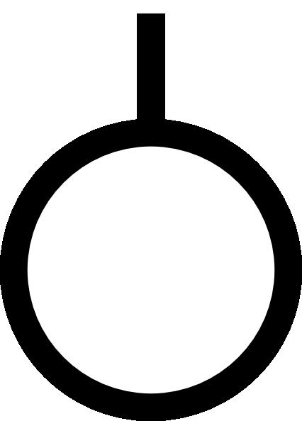 free vector Japanese Map Symbol Orchard clip art