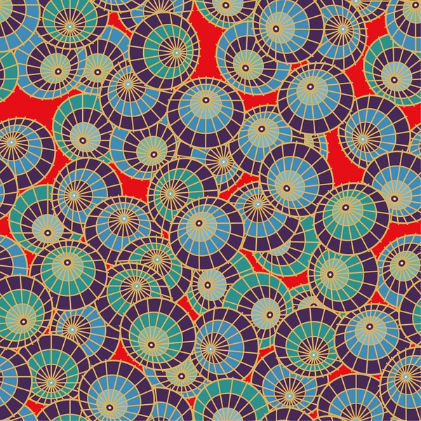 free vector Japanese pattern background