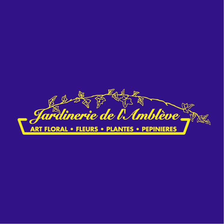 free vector Jardinerie de lambleve