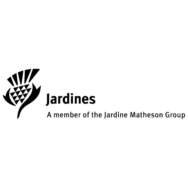 free vector Jardines