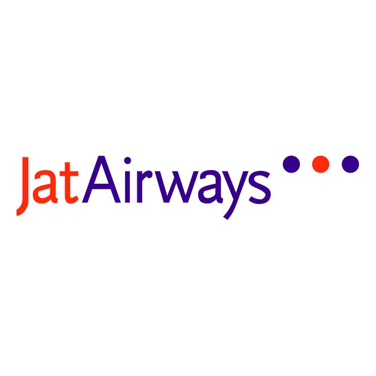 free vector Jat airways