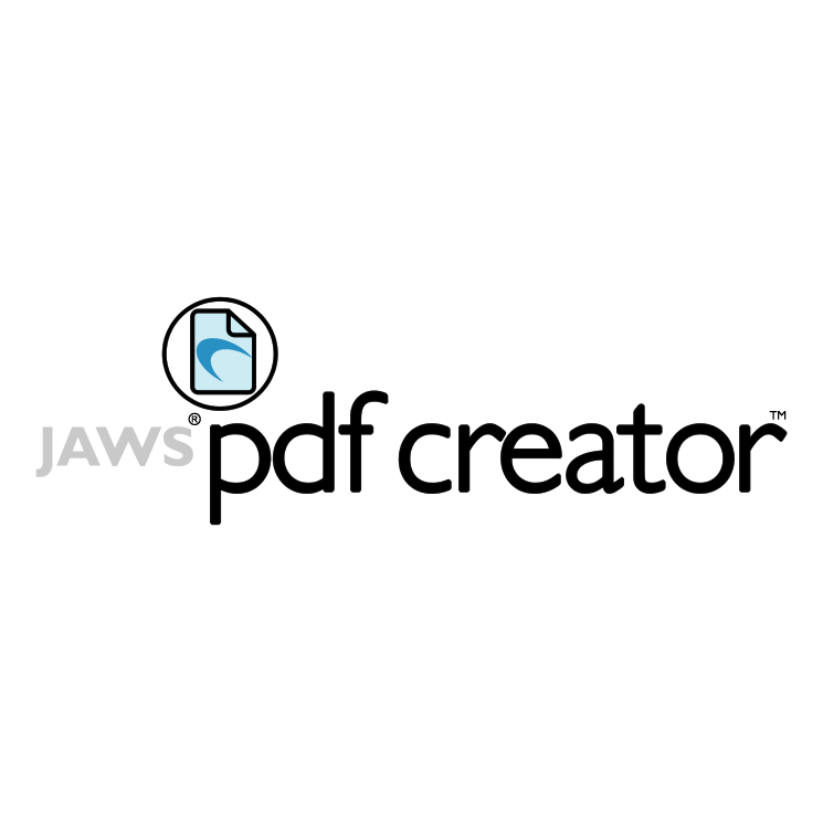 free vector Jaws pdf creator
