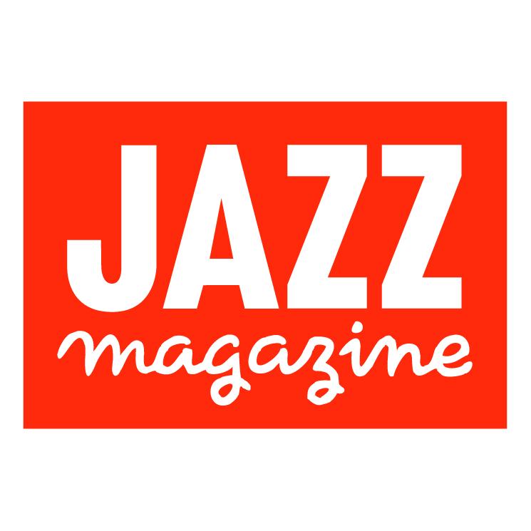 free vector Jazz magazine