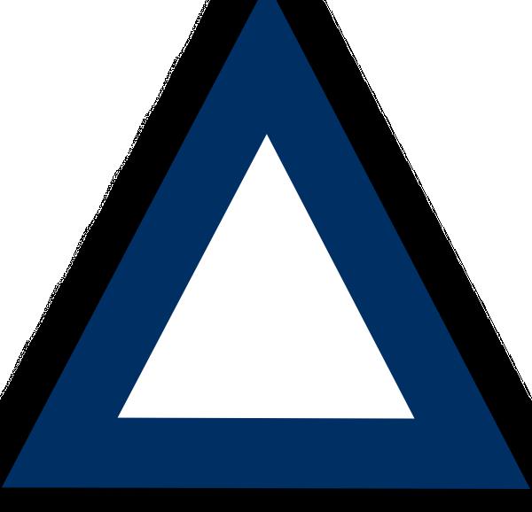 free vector Jazzynico Air Traffic Control Waypoint Triangle clip art