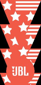 free vector JBL logo2