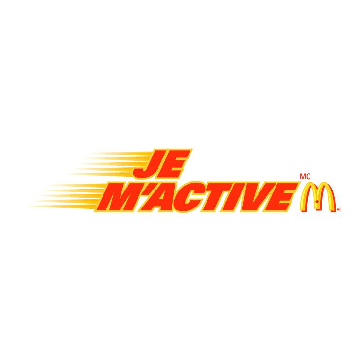 free vector Je mactive