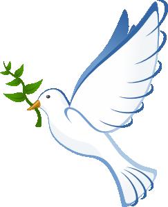 free vector Jean Victor Balin Dove clip art