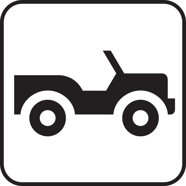 free vector Jeep Truck Car clip art
