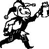 free vector Jester clip art