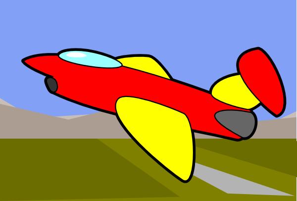 free vector Jet clip art