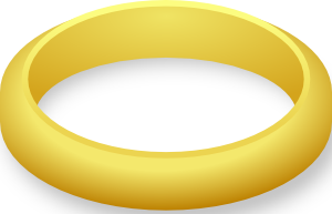 free vector Jewelery Wedding Ring clip art