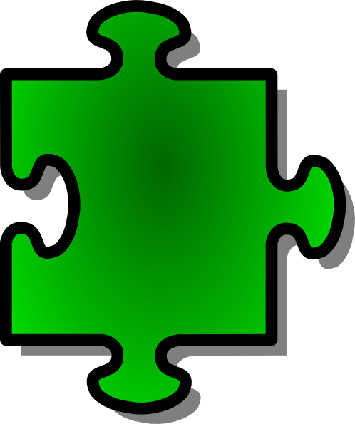 Jigsaw Puzzle Piece Clipart Jigsaw Red Puzzle Piece Clip