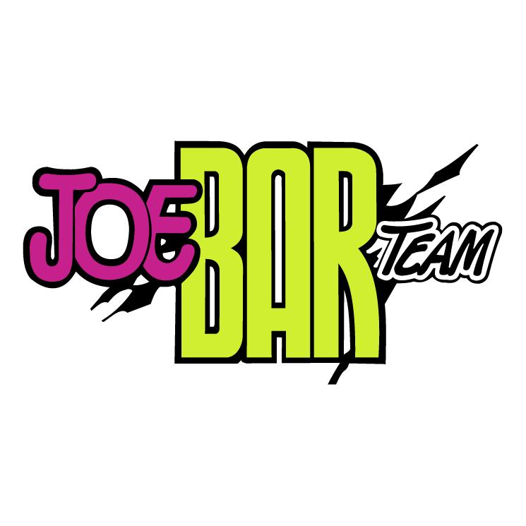 free vector Joe bar team