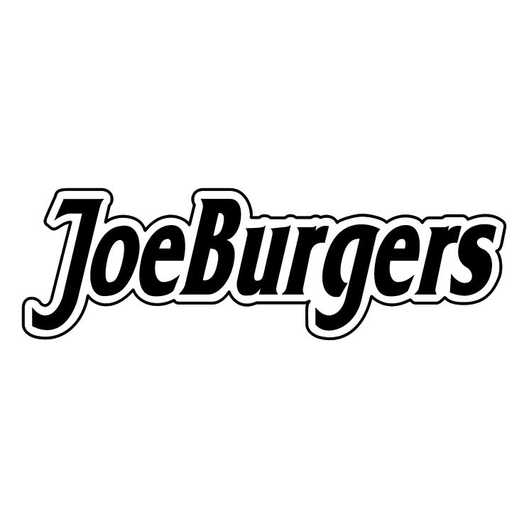 free vector Joe burgers