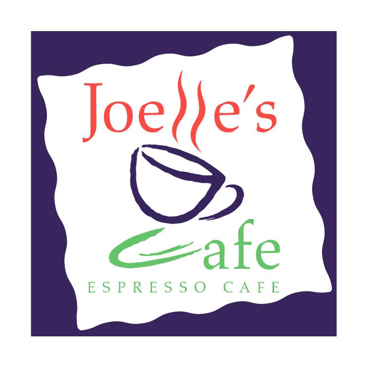 free vector Joelles cafe