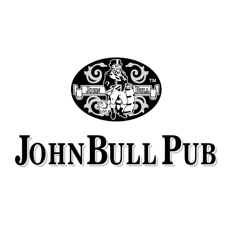 free vector John bull pub 0