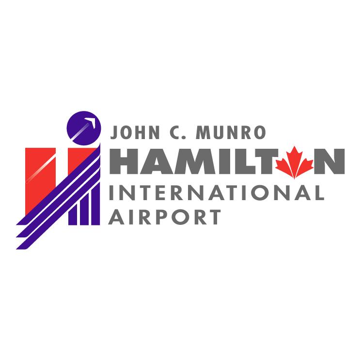 free vector John c munro hamilton international airport