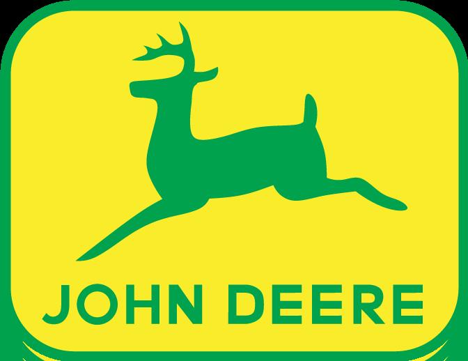 free vector John Deere logo2