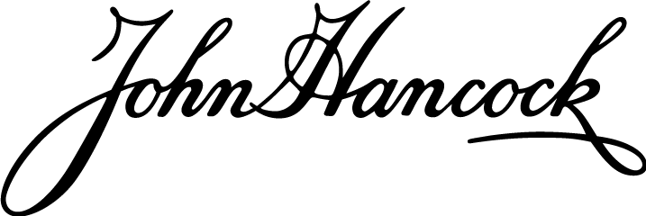 free vector John Hancock logo