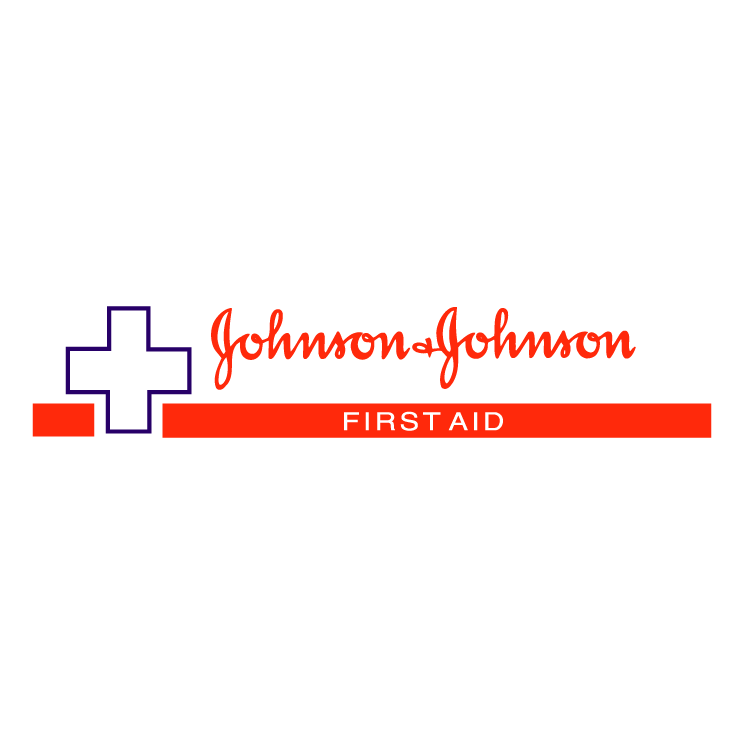 free vector Johnson johnson first aid