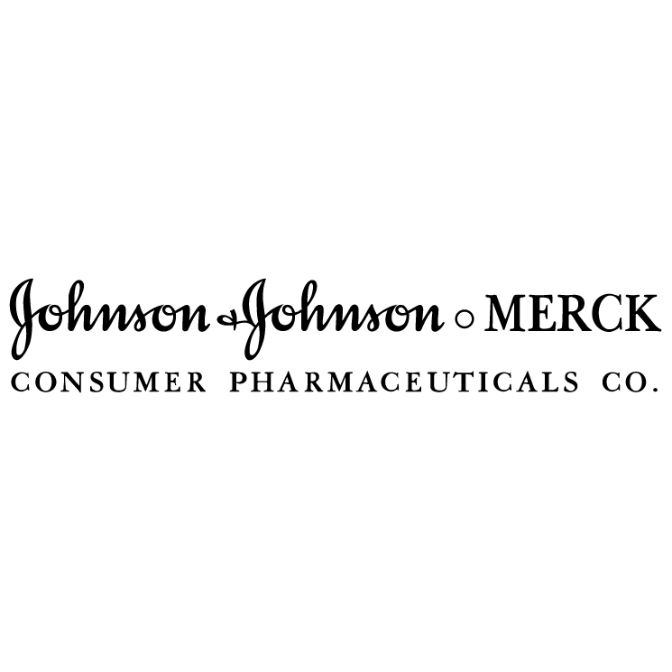 free vector Johnson johnson merck consumer pharmaceuticals