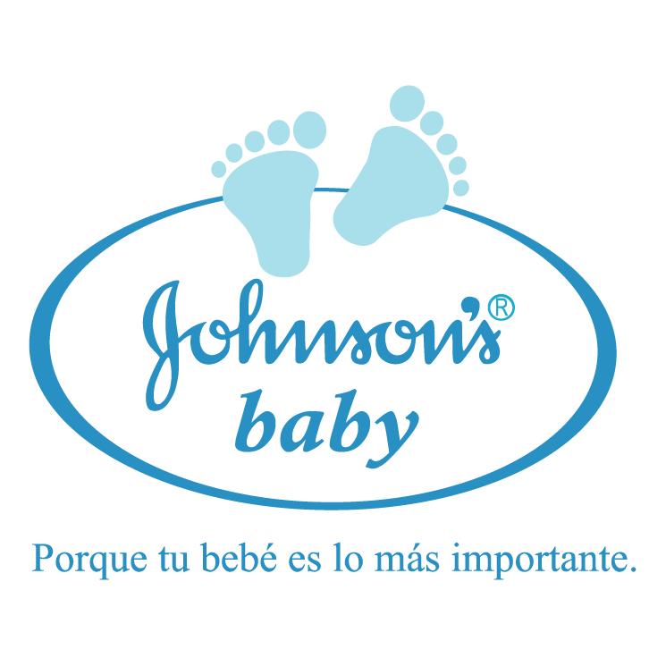 free vector Johnsons baby