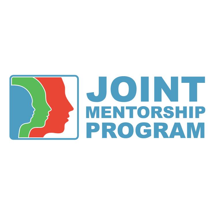 Joint Mentorship Program Free Vector 4vector