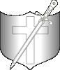 free vector Jonadab Shield And Longsword clip art