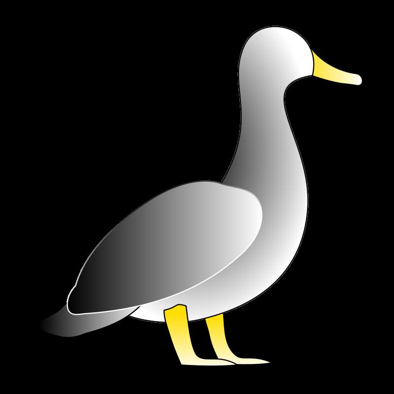 free vector Jonathon's Duck
