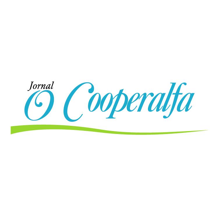 free vector Jornal cooperalfa