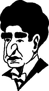 free vector Josef Lhevinne clip art
