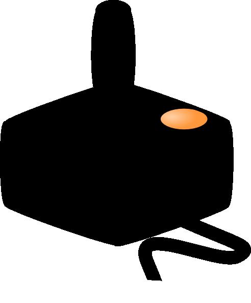 free vector Joystick Atari Style clip art