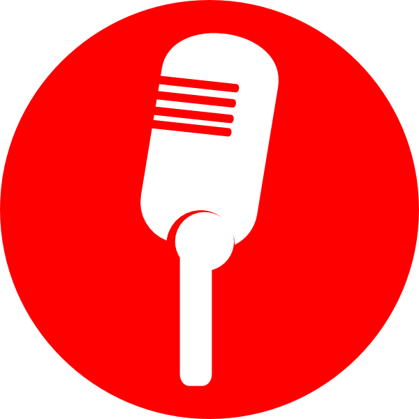 free vector Jportugall Icon Microphone clip art