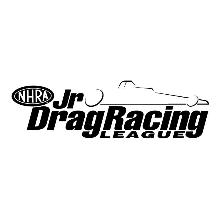 free vector Jr drag racing league