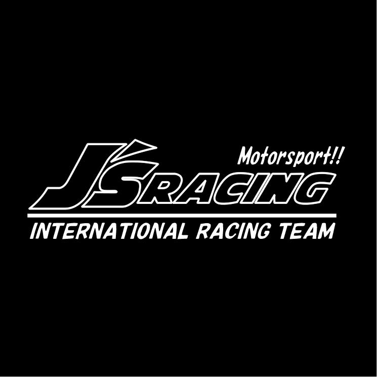 Js racing (34914) Free EPS, SVG Download / 4 Vector