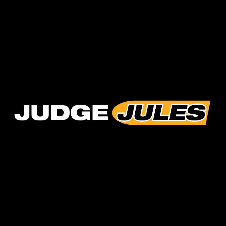 free vector Judge jules