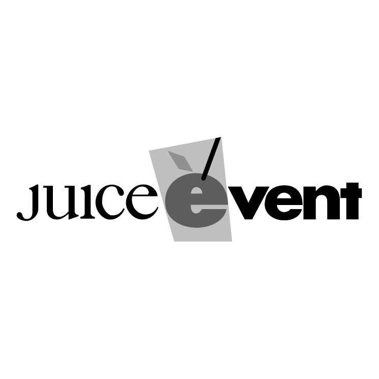 free vector Juice event