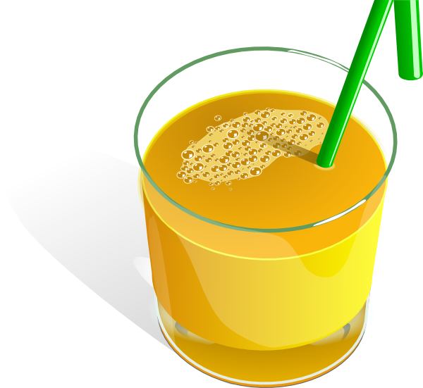 Orange Juice Glass Clipart Orange Juice Glass Clipart