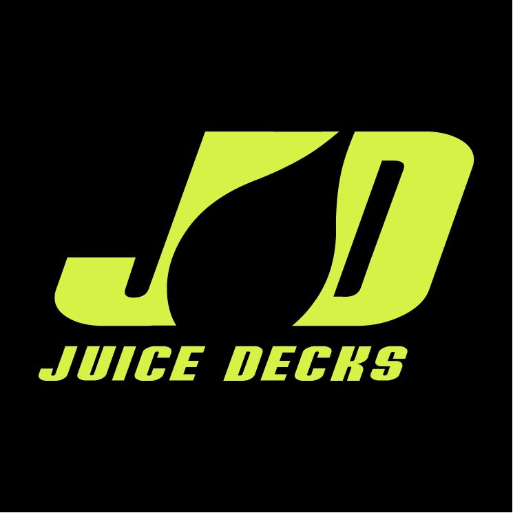 free vector Juice skateboard decks