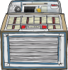 free vector Jukebox clip art