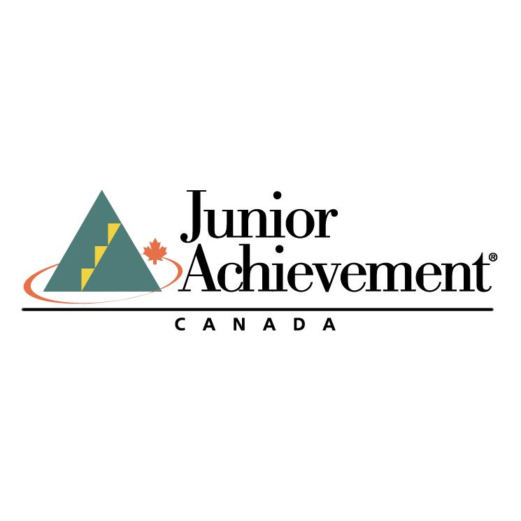 free vector Junior achievement canada