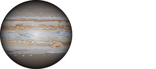 jupiter clip art planet png - photo #7