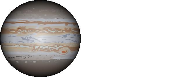 free vector Jupiter clip art