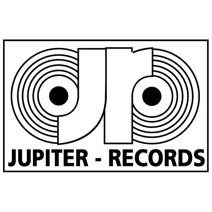 free vector Jupiter records